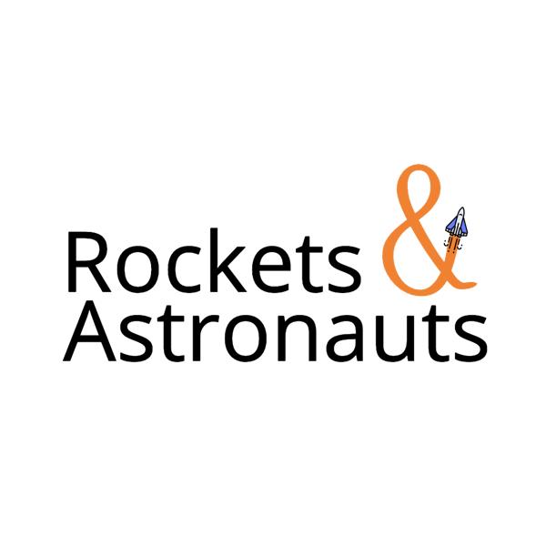 Rockets & Astronauts Logo